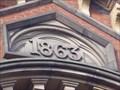 Image for 1863 -  Former Congregational Church - Nottingham, Nottinghamshire, England,UK.