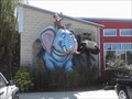 Image for Rainforest Jungle Scene - SmilesAreWild.com - Fayetteville AR