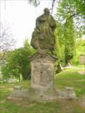 Image for Socha sv. Jana Nepomuckého / St. John Nepomuk - Velichovky, Královehradecký kraj, Czech Republic
