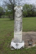 Image for A.J. Knight - Woodford Cemetery - Woodford, OK