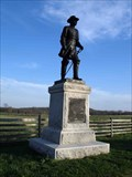 Image for Brigadier General A. A. Humphreys Statue - Gettysburg National Military Park Historic District - Gettysburg, PA
