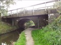 Image for Stone Bridge 45 Over The Macclesfield Canal - Lyme Green, UK