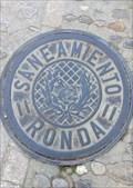 Image for Manhole Cover Ronda, Spain