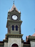 Image for Bosque County Courthouse Clock - Meredian, TX