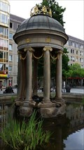 Image for Artesischer Brunnen in Dresden, Germany
