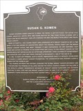 Image for Susan G. Komen marker - Parkview Cemetery, Peoria, IL