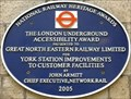Image for Great North Eastern Railway - Station Road, York, UK
