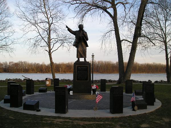 Harriet Tubman Statue & Memorial