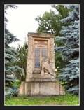 Image for Great War Memorial - Lužany (East Bohemia), Czech Republic