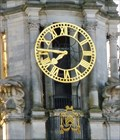 Image for City Hall Clock - Cardiff, Capital of Wales.