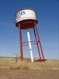 Image for Wonky Water Tower - Groom, Texas, USA.