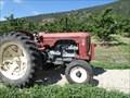 Image for Case Tractor - Gatzke's Farm Market - Oyama, British Columbia