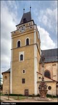 Image for The Founding of the Holy Cross Church / Kostel nalezení Svatého kríže - Frýdlant (North Bohemia)