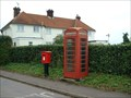 Image for K6 Phone Box, Buckland, Herts, UK
