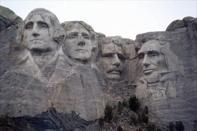 Mt Rushmore, Keystone, South Dakota