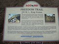 Image for ACCORD Freedom Trail-102 M.L. King Avenue