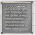 Image for Owatonna Union Depot