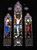 Image for East Window - St Mary's Church, Winterborne Zelston, Dorset, UK