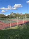 Image for Lake Saint George Tennis Court - Palm Harbor, FL.