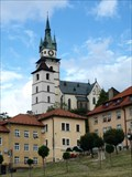 Image for St. Katherine's church - Kremnica, Slovakia