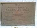Image for Keck's Bridge - 1954 - Allentown, PA, USA
