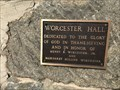 Image for Henry E. Worcester Jr. / Margaret Noland Worcester - Sykesville, MD