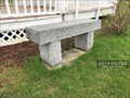 Image for Candido J. Caligaris dedicated bench - Leominster, Massachusetts  USA