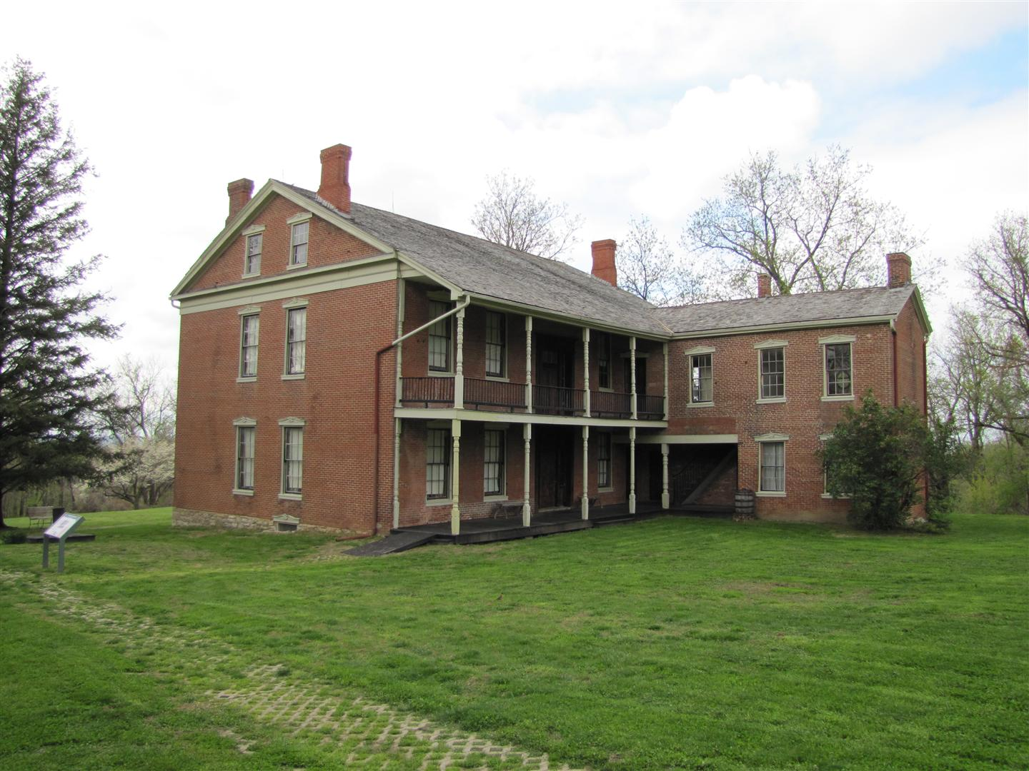 Anderson (MO) United States  city photos : Anderson House Lexington, Missouri Photos Then and Now on ...