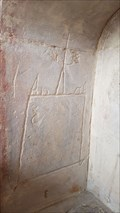 Image for Graffiti - St Mary & St Peter - Harlaxton, Lincolnshire
