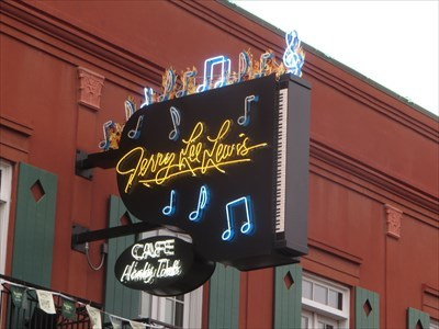 Jerry Lee Lewis' Café & Honky Tonk