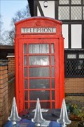 Image for Red Telephone Box - Burbage, Leicestershire, LE10 2AT