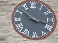 Image for Grant Hall Clock - Kingston, Ontario