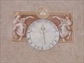 Image for Vitruvian Man Sundial, Le Poet, Hautes Alpes, France