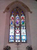 Image for Stained Glass Window, St John the Baptist - Cranford, Northamptonshire