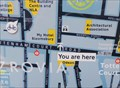 Image for You Are Here - Bayley Street, London, UK