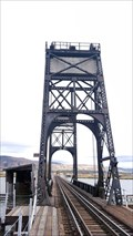 Image for Lake Ewauna Bridge - Klamath Falls, OR