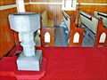 Image for St. Peter's Anglican Church Font - Murphy Cove, NS
