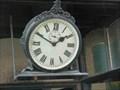 Image for Clock, Vintage Clothing Shop, Bromyard, Herefordshire, England
