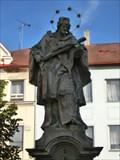 Image for St. John of Nepomuk - Rymarov, Czech Republic