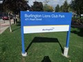 Image for Burlington Lions Club Park - Burlington, Ontario, Canada