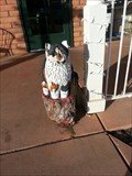 Image for Wooden Cat, Tubac, AZ