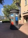 Image for Parking Garage Column - Newport Beach, CA, USA
