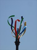 Image for Oklahoma Centennial Spirit Pole -Oklahoma  Firefighter's Museum - OKC, OK
