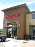 Image for Steve Wozniak's Five Guys - Sunnyvale, CA