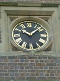 Image for Clock, St Peter's, Cookley, Worcestershire, England