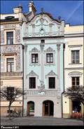Image for Dum c.p. 3 na Pernštýnském námestí / House N° 3 in Pernstein Square - Pardubice (East Bohemia)