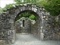 Image for Reefert Church  -  Glendalough, Co. Wicklow, Ireland