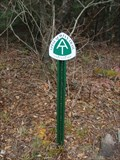Image for AT Sign near the Gould Trail Parking Area - Mount Greylock State Reservation, MA