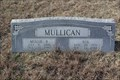 Image for 101 -- Sol Mullican -- Winchell Cemetery, Brown Co. TX