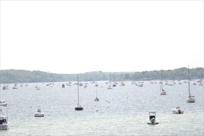 Salem Harbor  shot from Winter Island